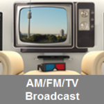 AM/FM/TV Broadcast