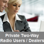Private Two-Way Radio Users